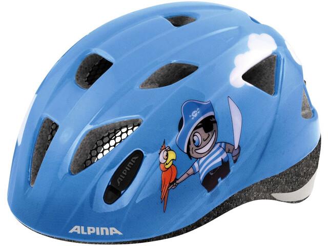 Alpina Ximo Helmet Kinder pirate